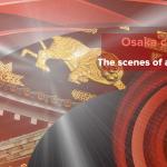"""四季折々の美しさの """"大阪城"""" フォトムービー"""