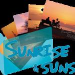 《Sunrise & sunset》 Ranger's Photo Gallery
