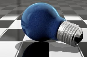 メタリック塗装 ブルー
